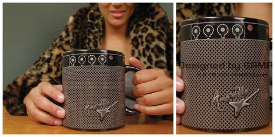 Gama Go Amp'd up Mug