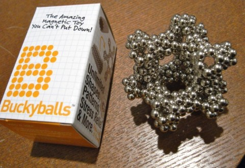 Buckballs