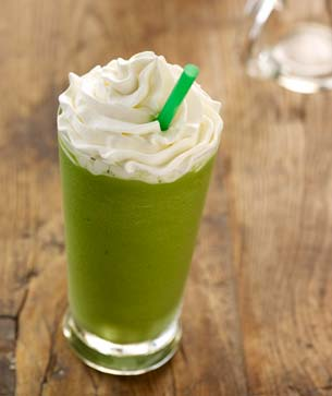 Green Tea Frappucino