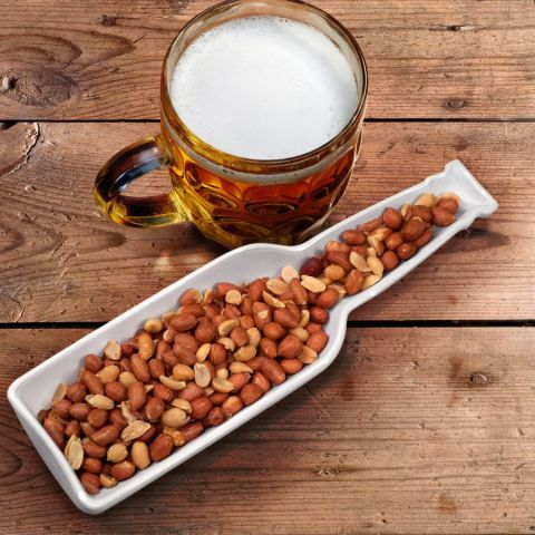beer bites snack tray