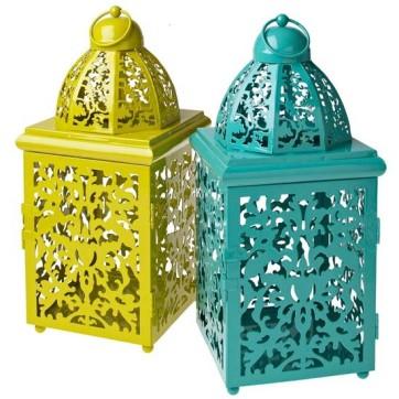 Cutout Lanterns