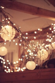 Fairy Berries string lights