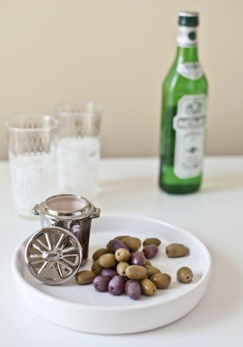 Gama-Go Olive Tray