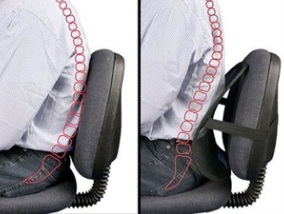 Posture Perfect and the difference in lumbar support