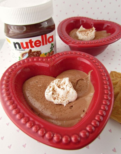 Nutella Mousse