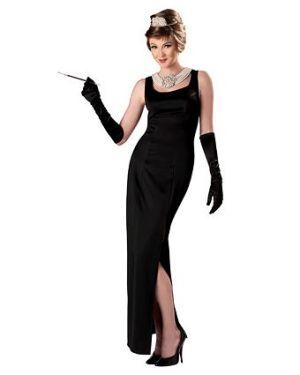 Or classic Audrey Hepburn!