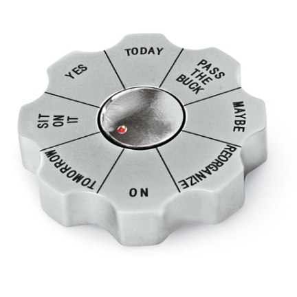 decision-making-paperweight