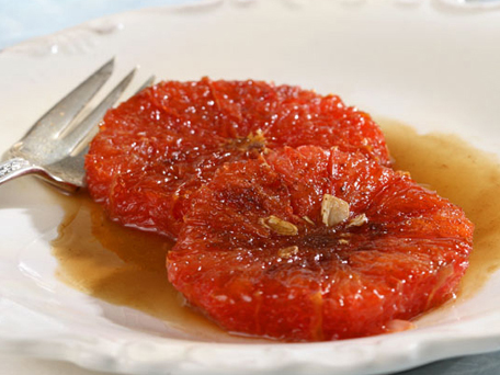 Grapefruit Brulee Brown Sugar