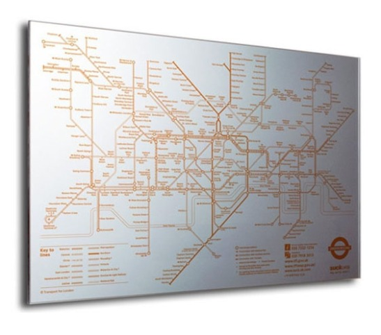 suck uk tube map mirror london underground