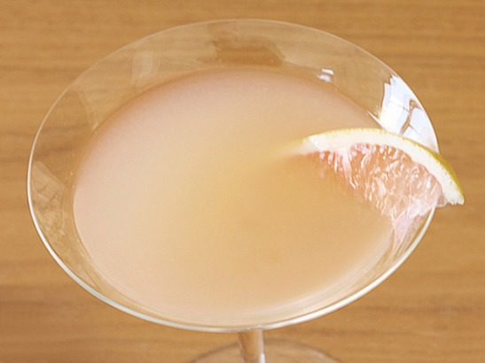 Pink Grapefruit Cocktail