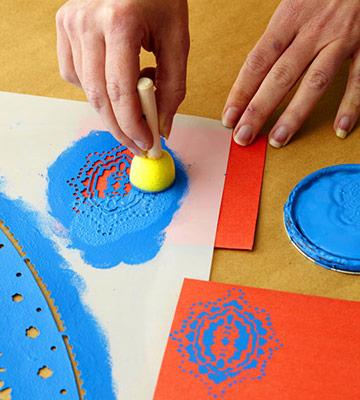 Sponge Printing