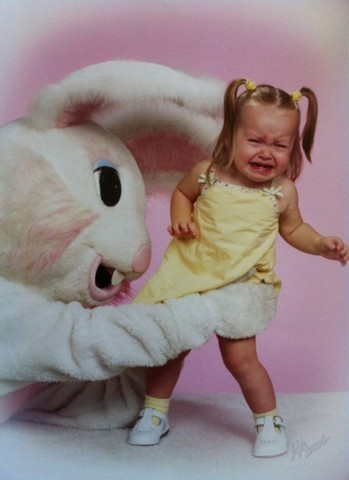 Another Scary Easter Bunny