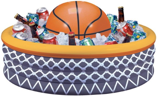 Basketball Cooler