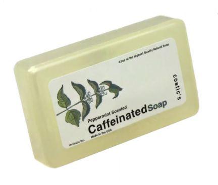 Caffeinated Soap