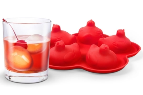 Hatched Egg Ice Tray