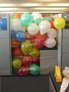 Balloon Prank