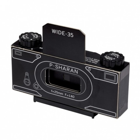 Wide Pinhole Camera