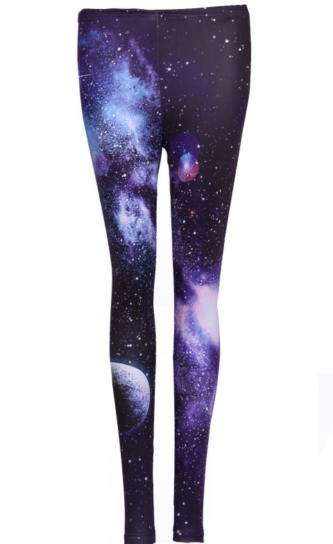 Galaxy Pants tights leggings