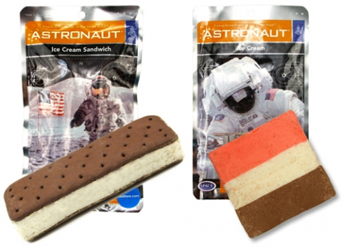 Freeze Dried Ice Cream