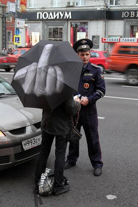 10 Awesome Umbrellas