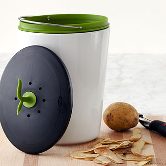 ecocrock compost bin chef'n