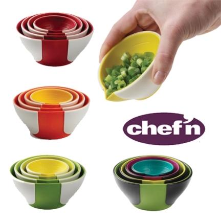 Pinch + Pour Bowls