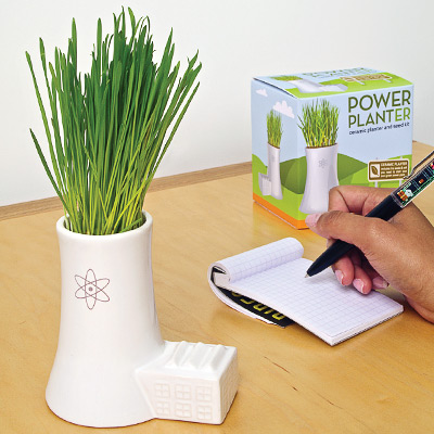 Power Planter desk stationery gama-go