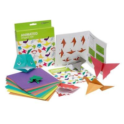 Animated Origami
