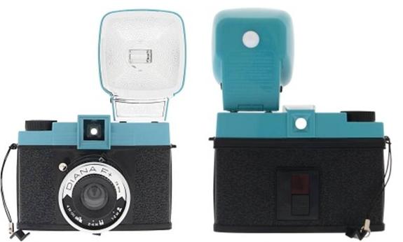 diana f lomography 35mm camera