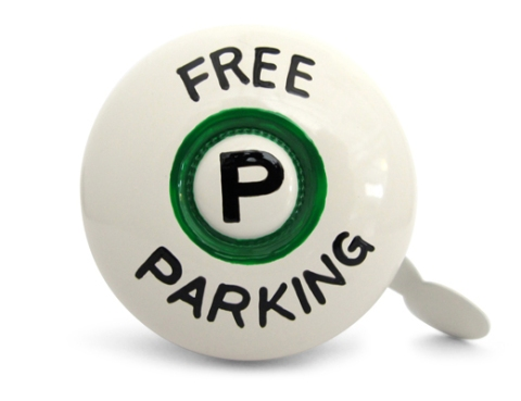 Free Parking Bell