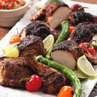 Chile-Lime Chicken Memorial Day Grilling Recipe