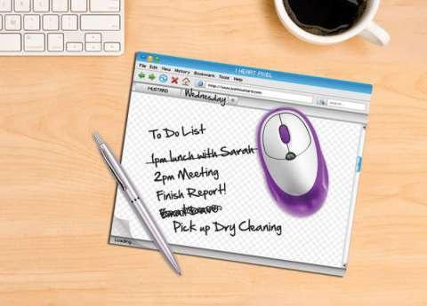 Mouse Pad Memo Pad