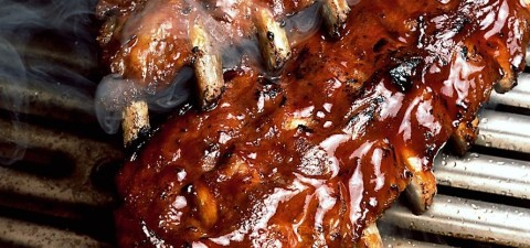 Whiskey Ribs Grilling Recipes Memorial Day