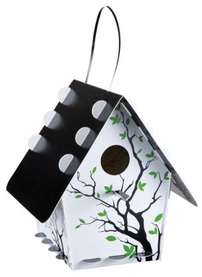 Branch Silhouette Birdhouse