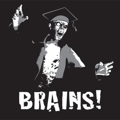 Zombie Graduation