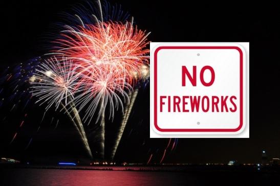 No Fireworks