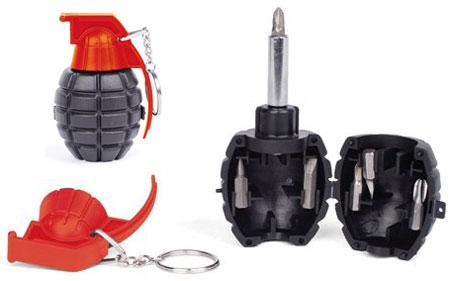 Grenade-Stubby-Screwdriver