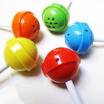 lollipop mp3 speakers by molla space