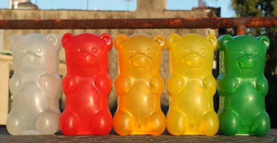 Gummi Bear Nightlight