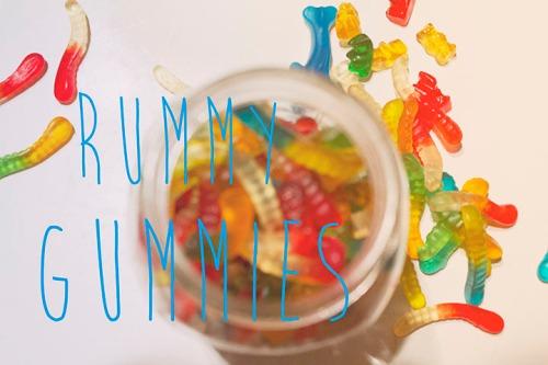 Rum Gummy Bears