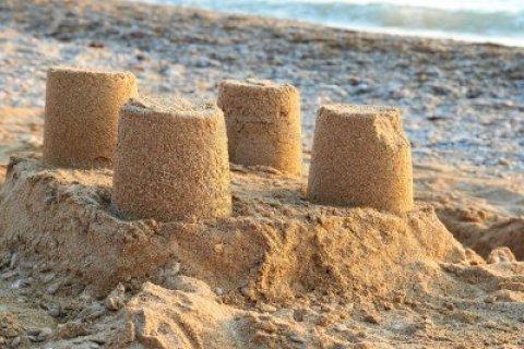 Sand Castle Fail