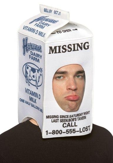 Milk Carton Hood
