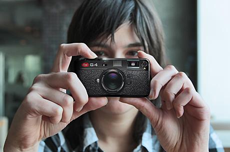 Retro Camera Case