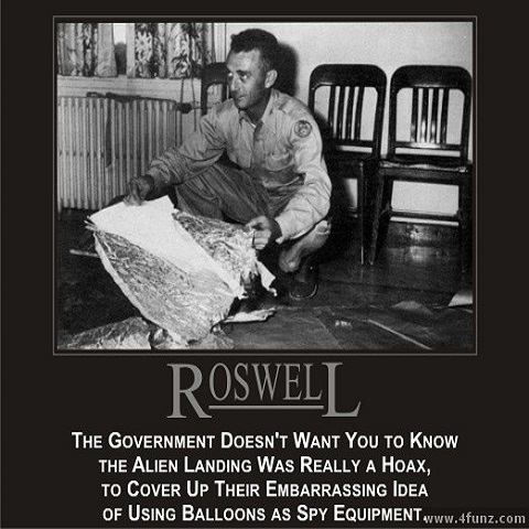 roswell hoax
