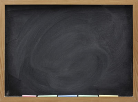 Blackboard is the New Black: Chalkboard-Inspired Items and DIY Projects