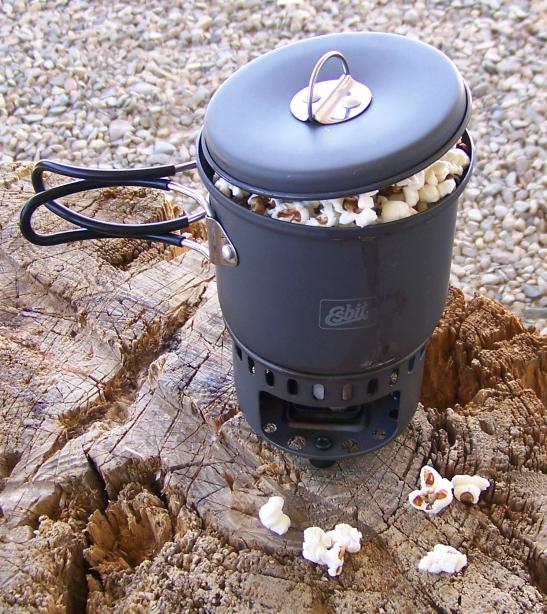 Esbit-Stove-Popcorn-2