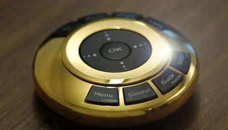 Gold Remote Control
