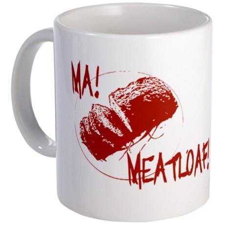 Meatloaf Mug