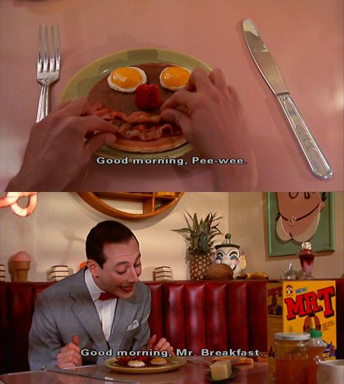 Peewee Breakfast