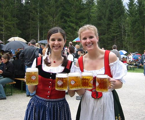 Womens Oktoberfest